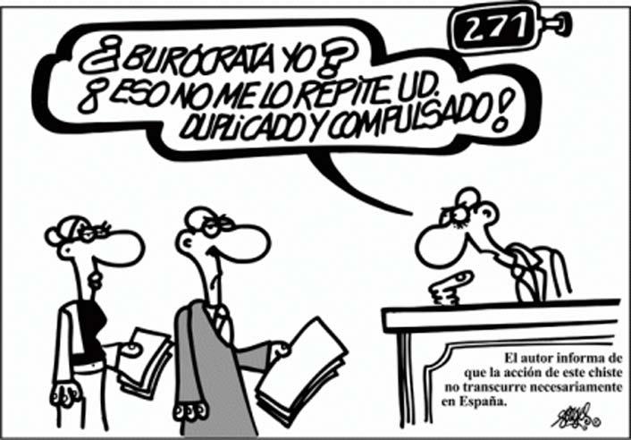 Burocracia, Intervención, Emprendimiento