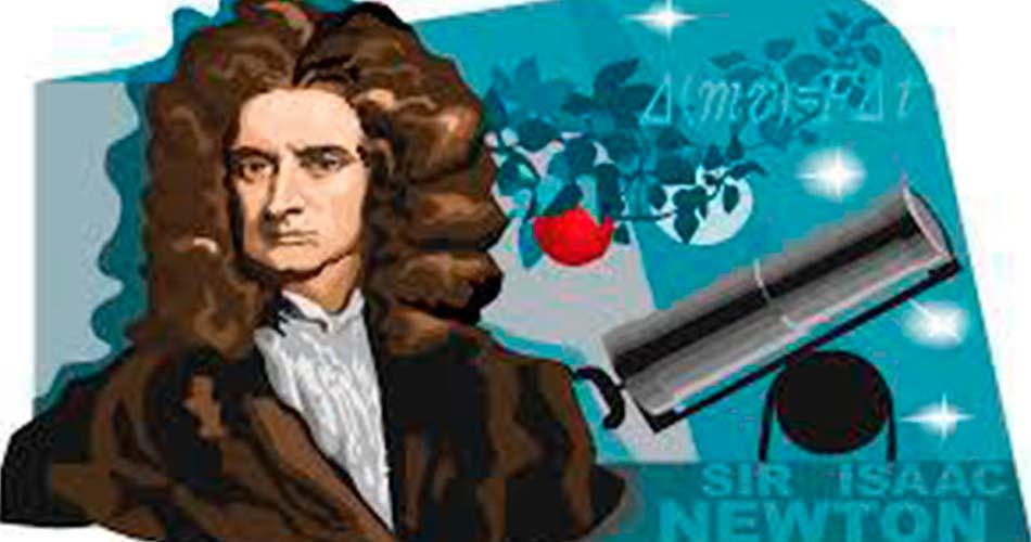 Newton: la otra cara de la moneda
