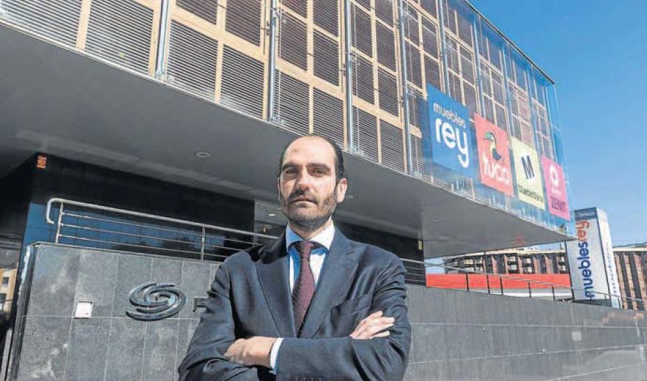 ENTREVISTA CON DANIEL REY, NUEVO PRESIDENTE DE LA AEFA
