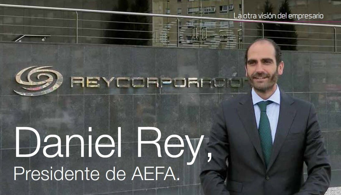 ENTREVISTA A DANIEL REY, Presidente de la AEFA (REVISTA KALIBO – JULIO 2016)